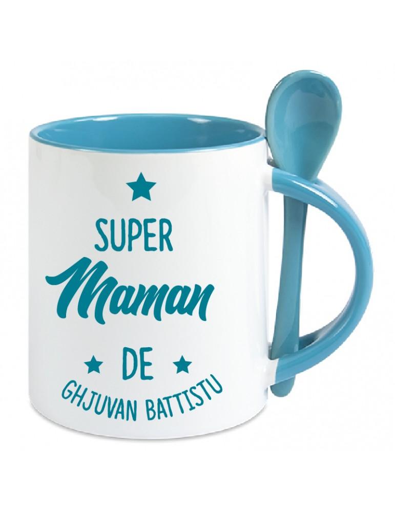 tasse super maman de