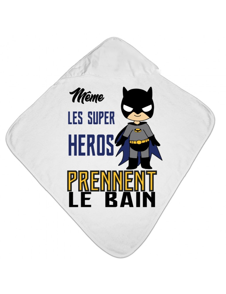 cape de bain batman