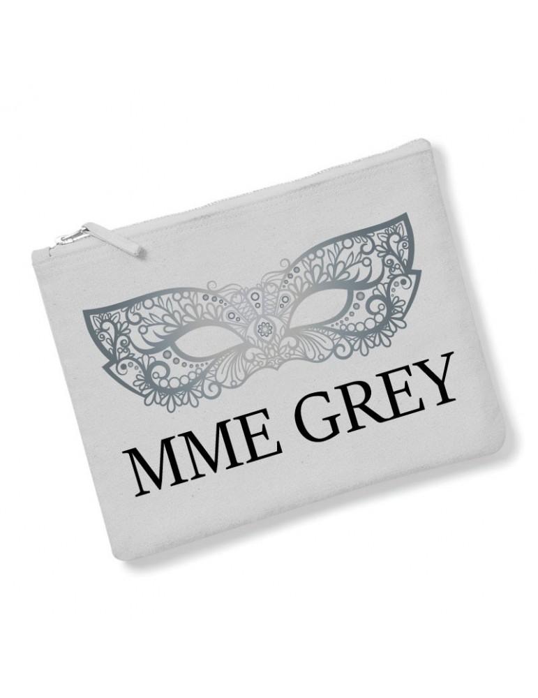 Pochette-toile-Mme-Grey-50 nuances de grey
