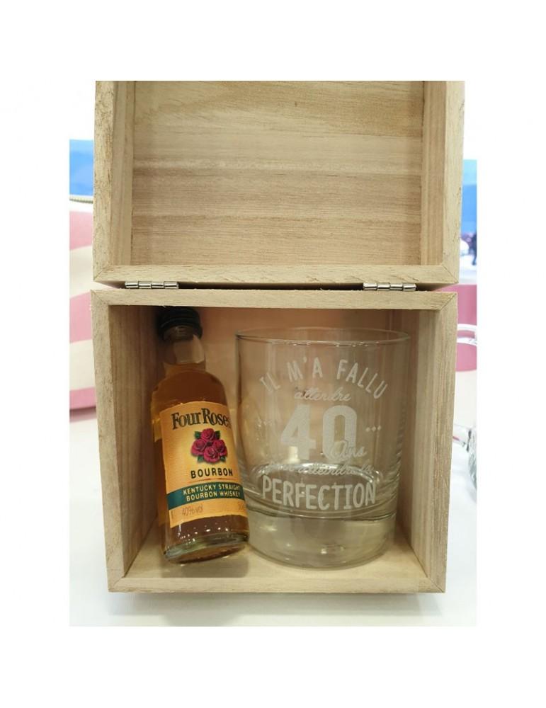 Coffret Whisky Gravé