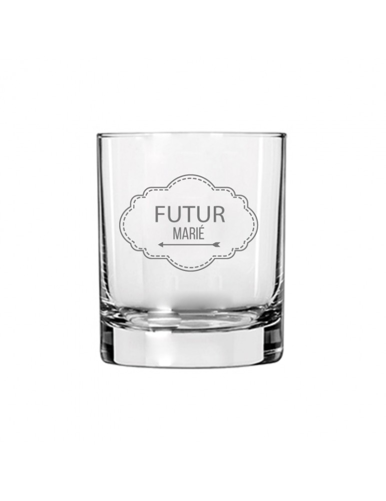 verre whisky futur marié