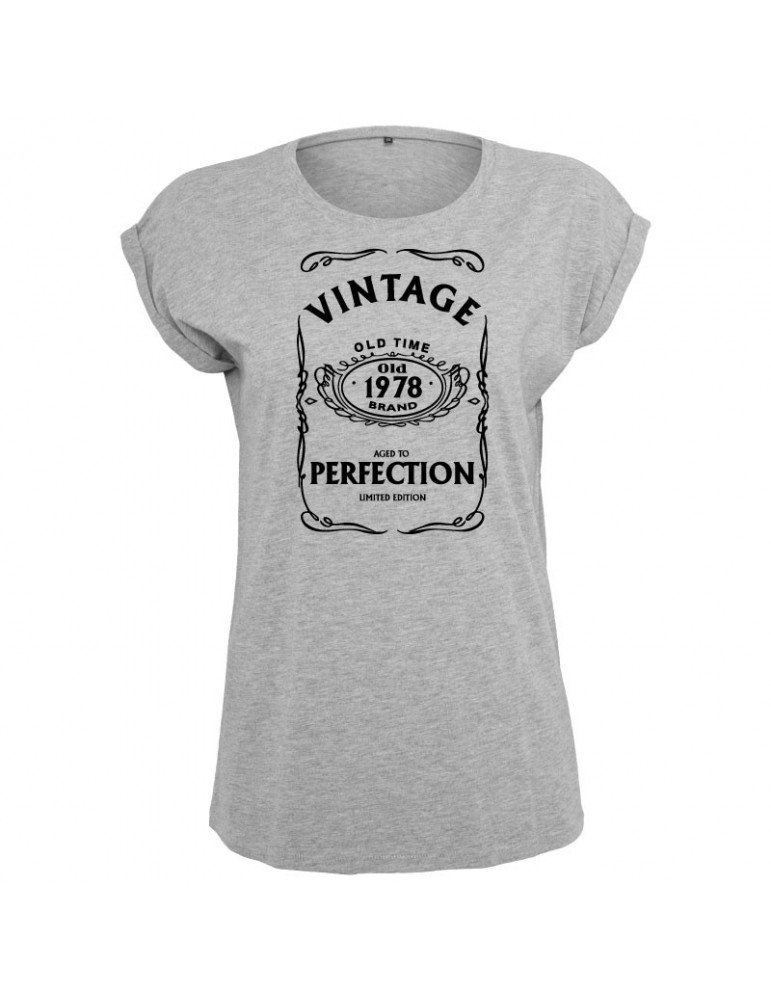 80bf567bc Tee-shirt femme vintage