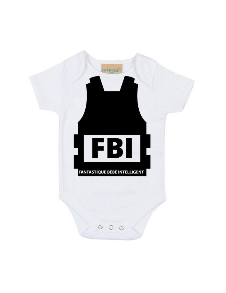 Body blanc FBI