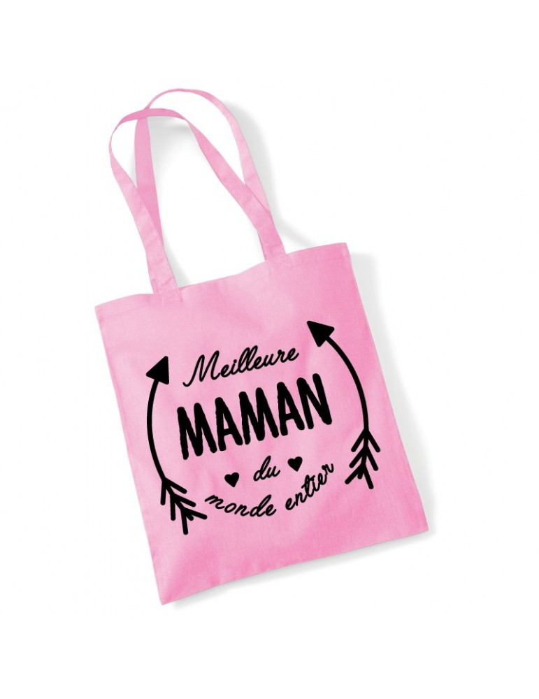 Tote-bag meilleure maman