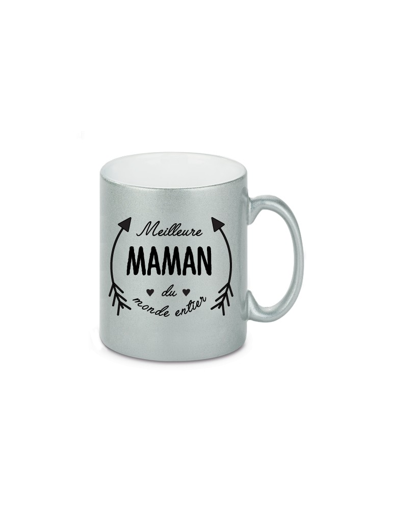 Mug meilleure maman du monde entier