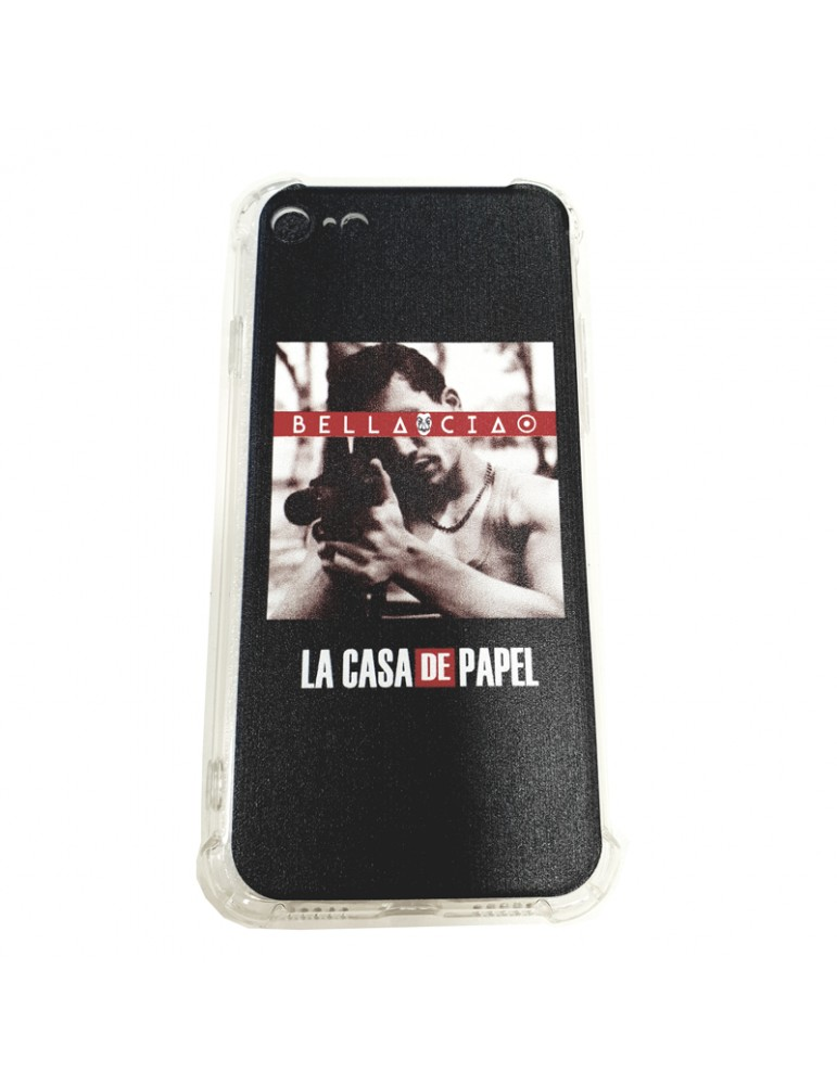 coque iphone 7 denver la casa de papel
