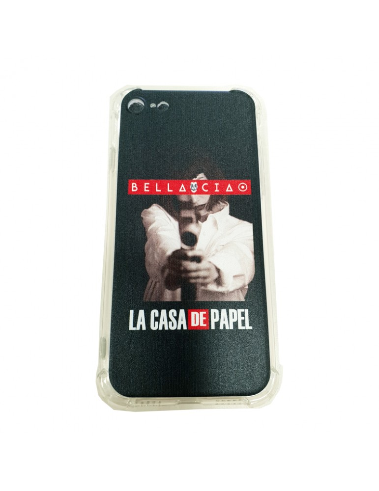 coque iphone tokio la casa de papel 3
