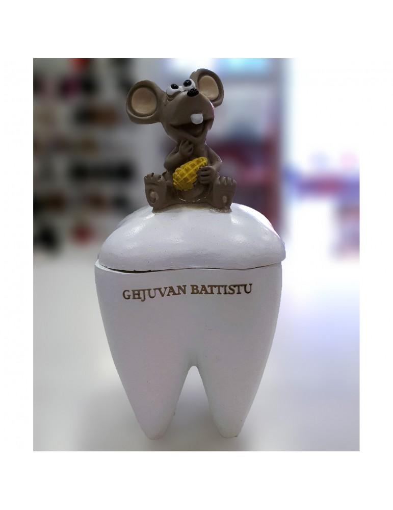 Boîte à dent souris