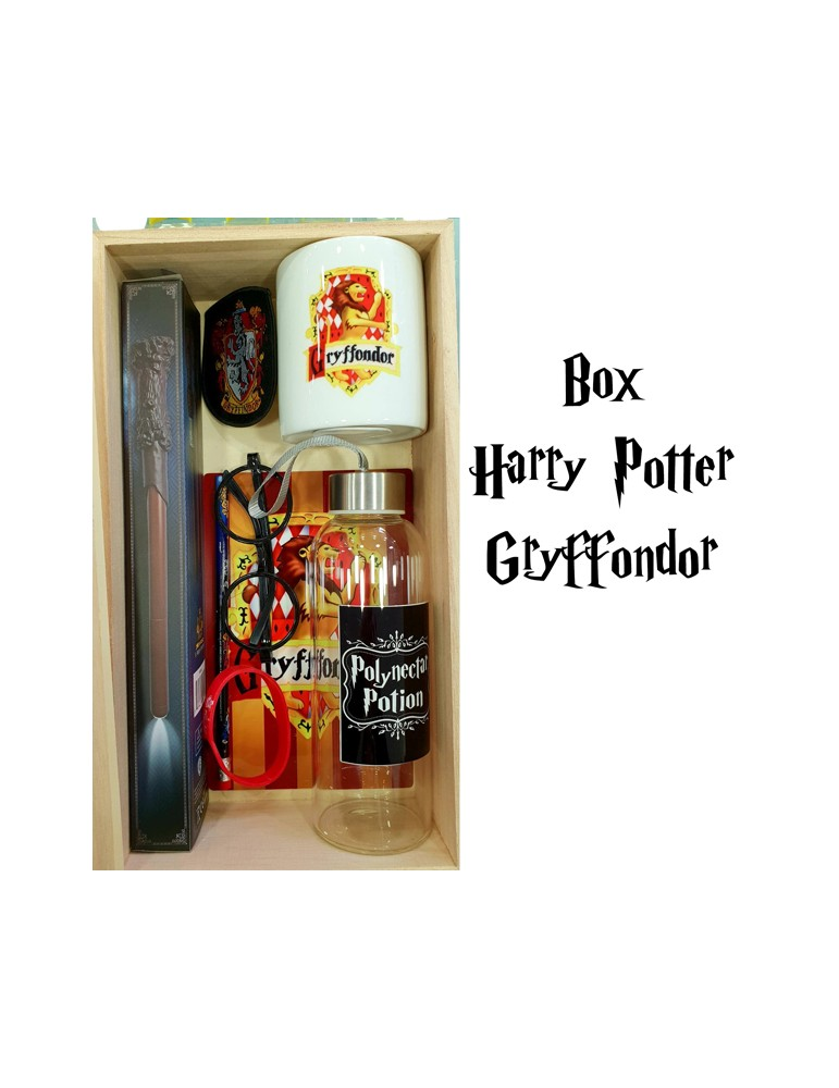 box cadeau harry potter