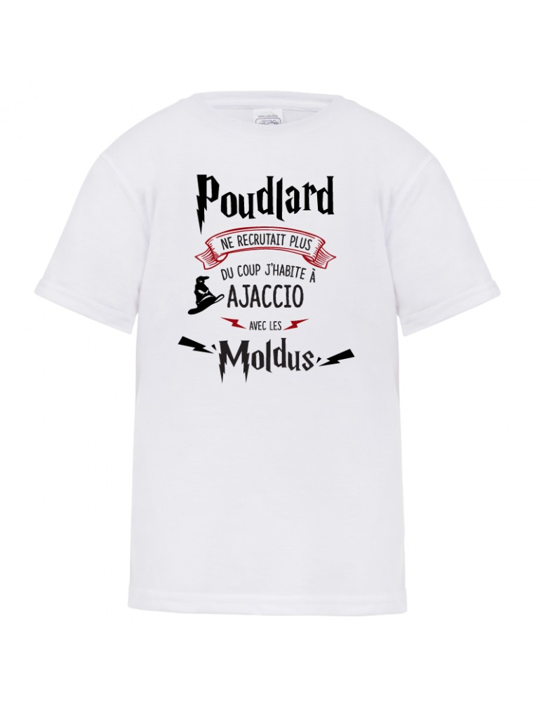 Tee-shirt Poudlard