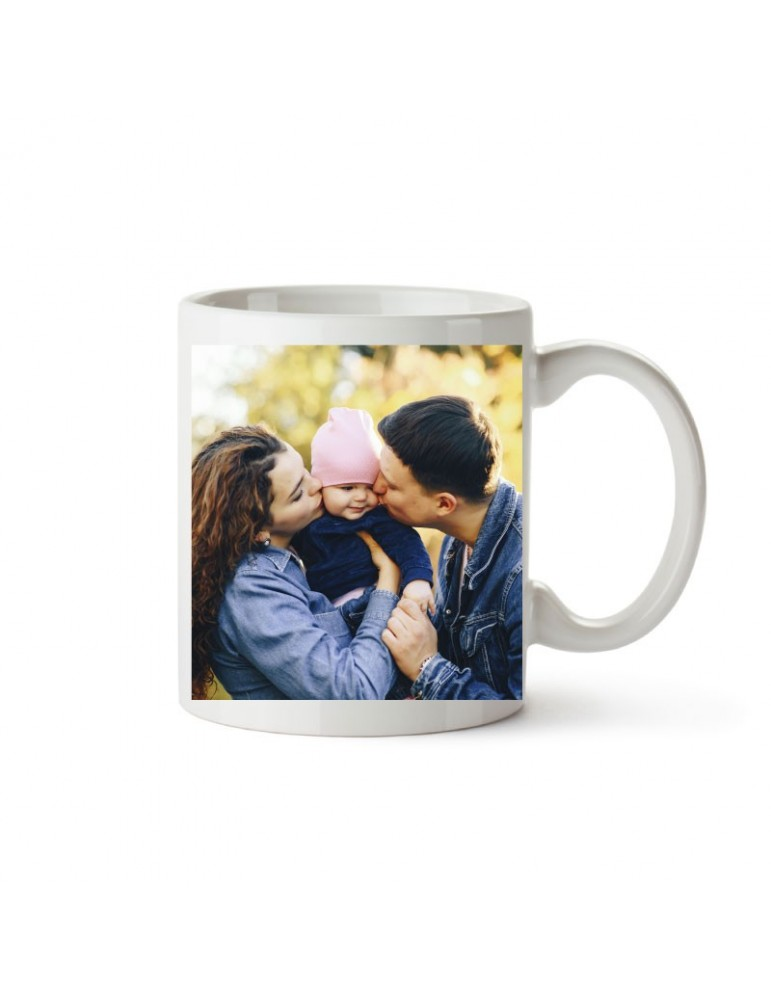 Tasse personnalisable 2 faces