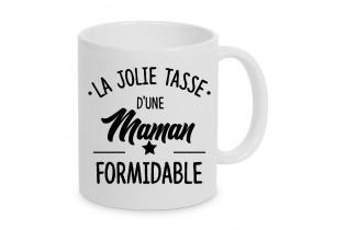 jolies tasse d'une maman fabuleuse