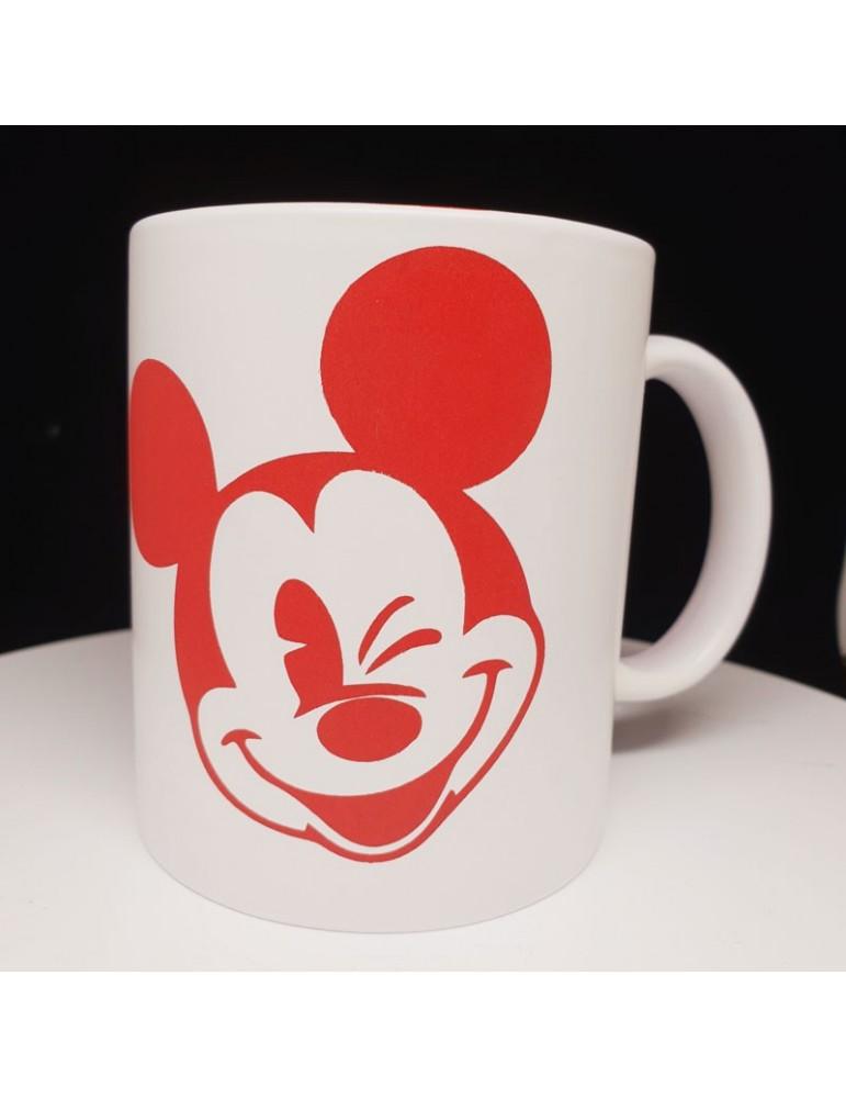 Mug mickey personnalisable