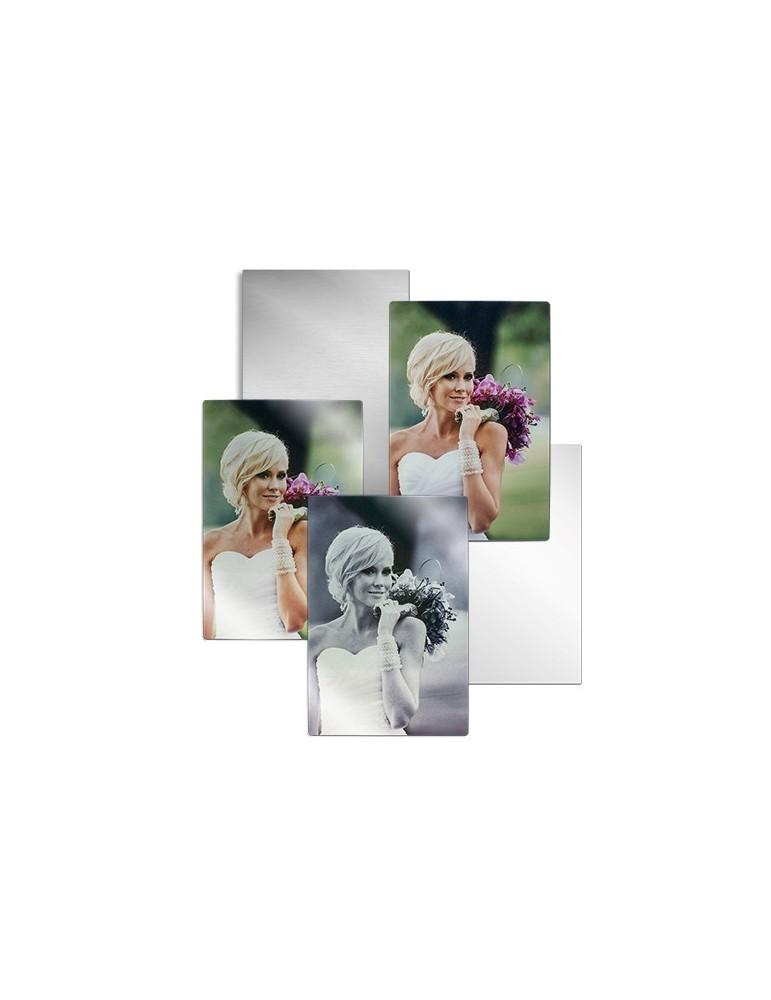 Cadre Alu 40 X30 Cm portrait