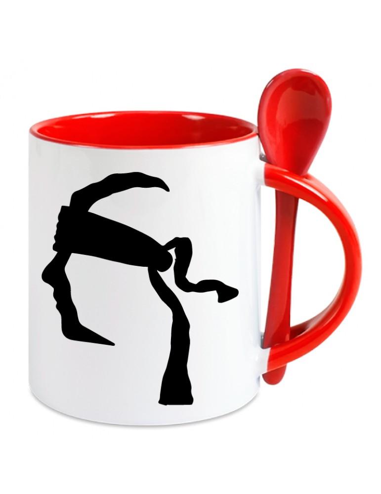mug tête de maure